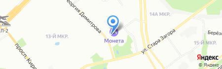 Уралкомплект на карте Самары