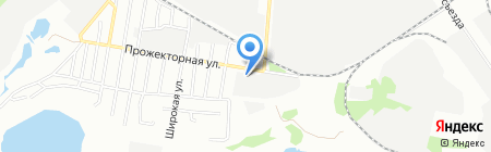 Эплекс на карте Самары