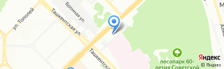Freeman Company на карте Самары