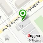 Местоположение компании Гаражно-строительный кооператив №933а
