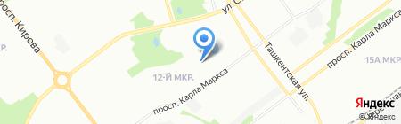 ВентСервис на карте Самары