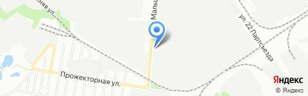 СПК СТАРТ на карте Самары