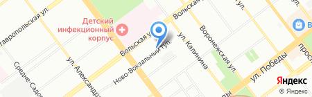 Центр нетрадиционной медицины на карте Самары