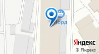 Компания Норд на карте