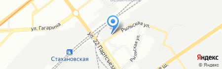 ВолгаВатт на карте Самары