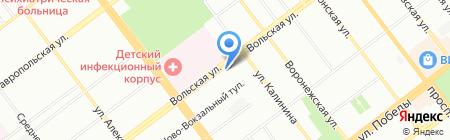 Maxi-Met на карте Самары