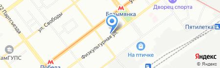 Строй-Сервис на карте Самары
