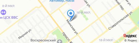 Дан на карте Самары