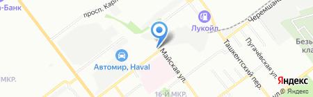 SV service на карте Самары