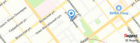 ЗЕВС-ЭНЕРГО на карте Самары