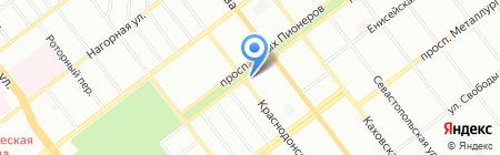 СантехЛидер на карте Самары