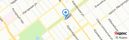 Бег на карте Самары