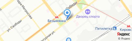 Центр строительных технологий на карте Самары