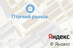 Схема проезда до компании Resident в Самаре