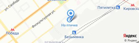 Студия Модуль на карте Самары