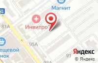 Схема проезда до компании Д.Е.В.А в Иваново