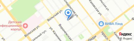 МЕРКУРИЙ-МЕТАЛЛ на карте Самары