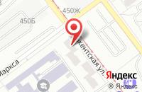 Схема проезда до компании Массажный кабинет в Иваново