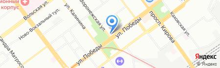 Банкомат Банк ВТБ 24 на карте Самары