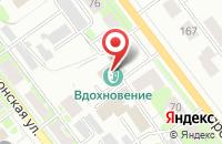 Схема проезда до компании ЗдравСити в Подольске