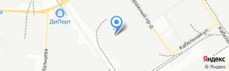ТНП-СЕРВИС на карте Самары