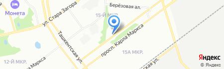 Уют на карте Самары