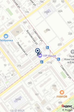ЧОП Гранд-СП на карте Самары