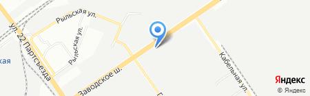 Жилпромпроект на карте Самары