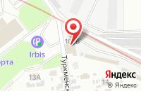 Схема проезда до компании Полиграфическая Компания« Типография» в Самаре