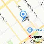 Администрация Кировского района на карте Самары