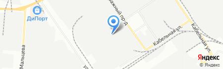 КДМ на карте Самары