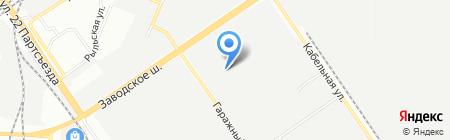 ФорвардАвто на карте Самары