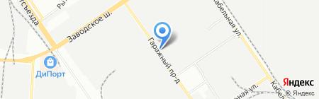 Сантехкомплект-С на карте Самары