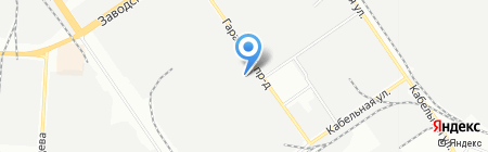 Комтранссервис на карте Самары