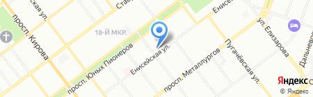 Центр специального образования Самарской области на карте Самары