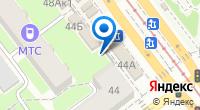 Компания Минирынок на карте