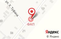 Схема проезда до компании Дизайн-Студия  в Казани