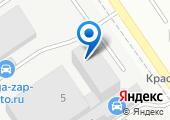 АВС Фарбен, ЗАО на карте