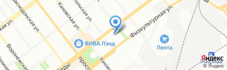 Гарантерм-Поволжье на карте Самары