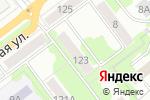 Схема проезда до компании Инженер-Электроник в Самаре