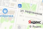 Схема проезда до компании Магазин продуктов в Мирном