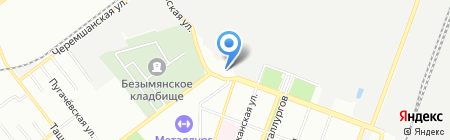 Af-Motors на карте Самары