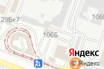 Схема проезда до компании АВТОЛОМБАРД ПОВОЛЖСКИЙ в Самаре
