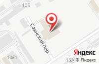 Схема проезда до компании Хлебо-Булочный Комбинат в Самаре