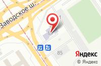 Схема проезда до компании Рыжий в Астрахани