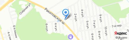 Торговая компания на карте Самары