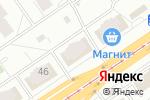 Схема проезда до компании Магазин корейской еды в Самаре
