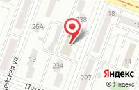 Схема проезда до компании Престиж-Сервис в Самаре