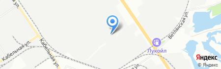 Новатор на карте Самары