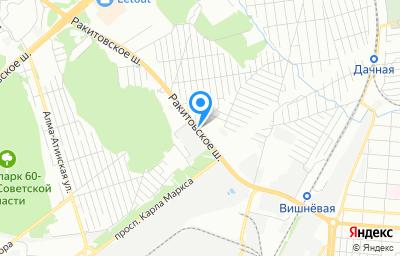 Местоположение на карте пункта техосмотра по адресу г Самара, снт СНТ Прогресс, ул 5-я